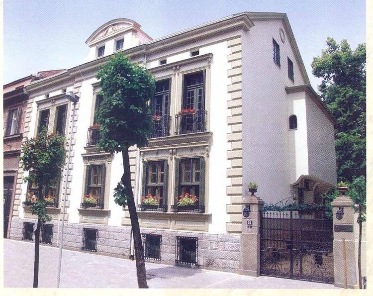 Данашњи изглед куће породице Павловић