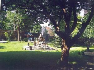 сл. 2 данашњи изглед баште