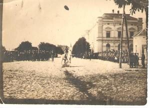 Генерал Гамбета у Зајечару 1918