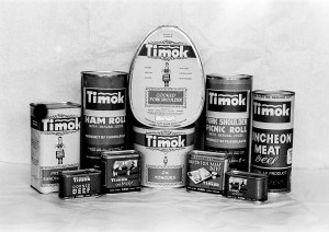 Фабрика конзерви Тимок