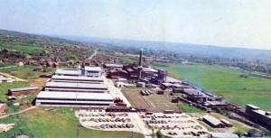 Фабрика Порцелана