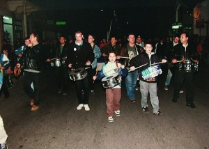 Протески против Дневника 2 90-тих година