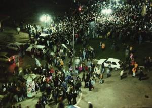 Протести 90-тих година