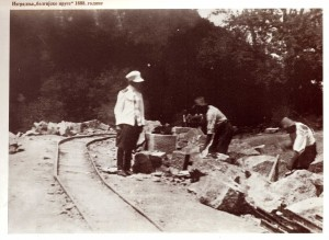 Izgradnja pruge
