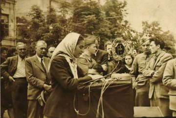 Митинг у Зајечару 1945
