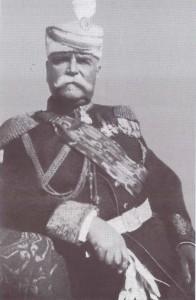 Stepa Stepanović u velikoj vojvodskoj uniformi, oko 1920. Izvor:R.Bojović, Vojvoda Stepa Stepanović 1856-1929, Čačak 2006.