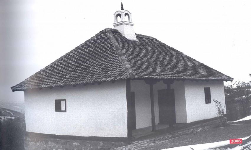 4. Izgled kuće u kojoj je rođen Stepa Stepanović Izvor: R.Bojović, Vojvoda Stepa Stepanović 1856-1929, Čačak 2006.