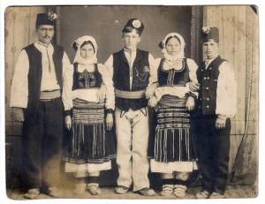 Narodna-nošnja-Vlaha-Ungurjana---selo-Lubnica