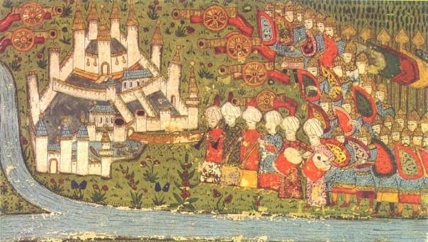 1456. godine odbranjen je Beograd
