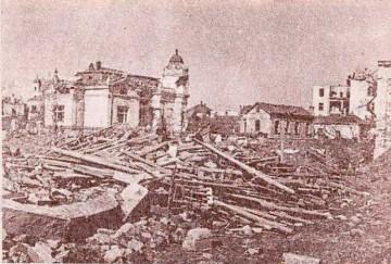 Bombardovanje Leskovca 1944 (Nedelja pacova)