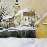 Šumanović-Šidska crkva 1940.