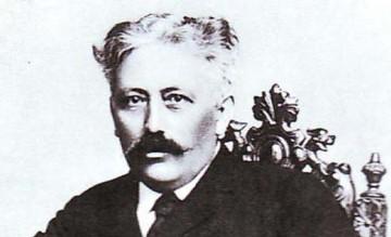 Književnik Stevan Sremac