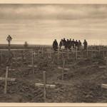 Гробље 8000 српских ратника код Једрена