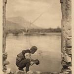 После Албаније на Крфу 1915