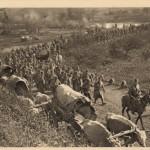 Повлачење српске војске долином Мораве 1915