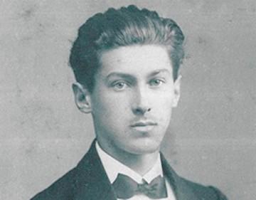 Miloš  Crnjanski 1913