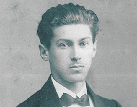 Милош  Црњански 1913