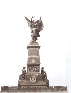 Jovanovic-spomenik Kosovskim junacima