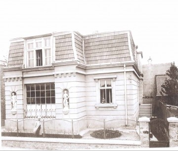 Кућа Ђорђа Јовановића, Скерлићева 6, Београд / Данашњи ресторан Дијагонала 2.0