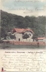 сл. 9 Ловачка кућа кнеза Михаила,1901.