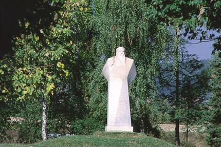 Споменик Миловану Глишићу