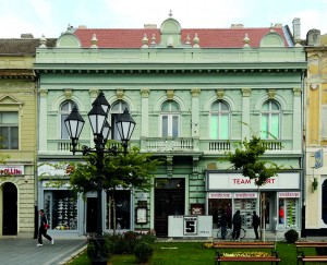 Današnji izgled zgrade Srpskog pevačkog društva