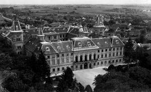 Зграда Жупаније 1935