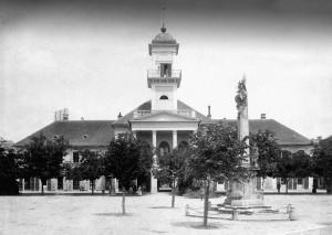 Градска кућа око 1920