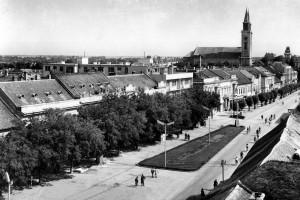 Главна улица 1960