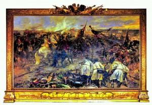 Слика Сенчанске битке