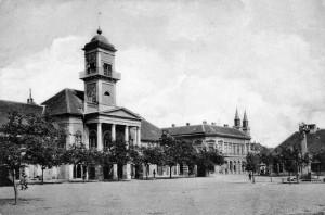 Градска кућа око 1910
