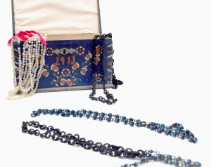 Šokački ženski nakit od konjske strune