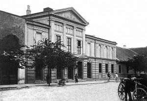 01 Pozorište oko 1905