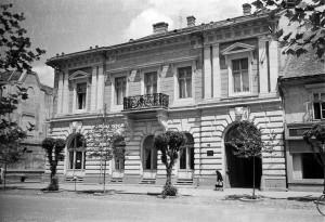 Gradska biblioteka početkom 1960-tih