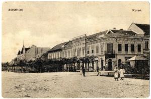 Kuća Lovre Falcionea 1907