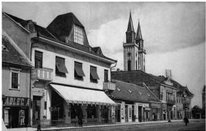 Kuća fotografa Singera 1910