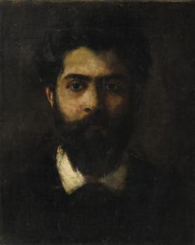 Leon_Kojen_(1859-1934)_autoportret