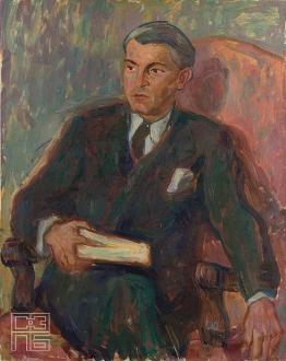 z-petrovic-portret-pavla-beljanskog-1943