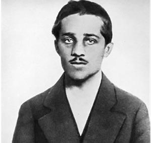Gavrilo Princip iz zatvorskih dana