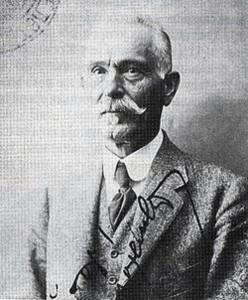 Српски индустријалац Пантелејмон Панта Михајловић (Фото: Википедија)