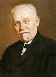 Портрет Слободана Јовановића насликао Урош Предић