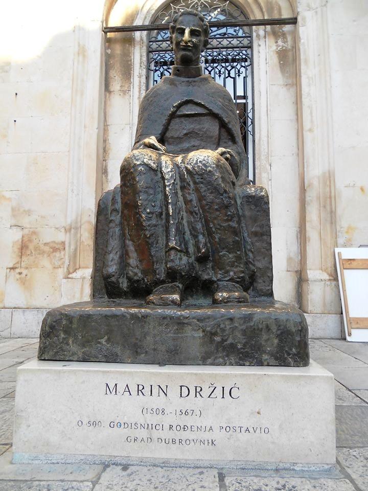 Spomenik Marinu Držiću