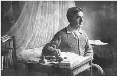 dr Svetislav Stefanović 1917. g. na Solunskom frontu