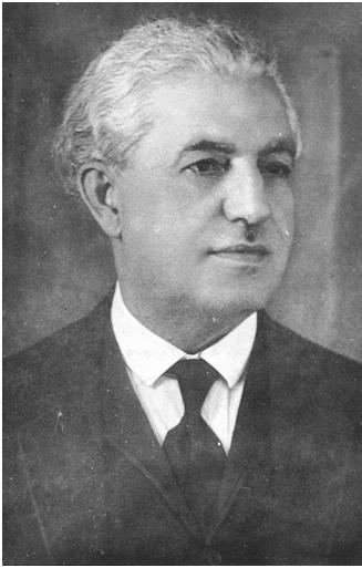 dr Svetislav Stefanović (fotografija snimljena tridesetih godina)
