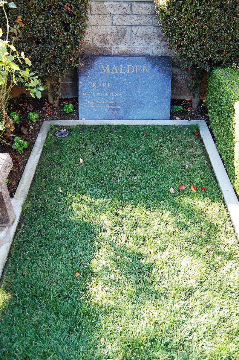 Малденово гробно место