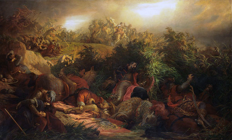 Мохачка битка (Bertalan Székely)