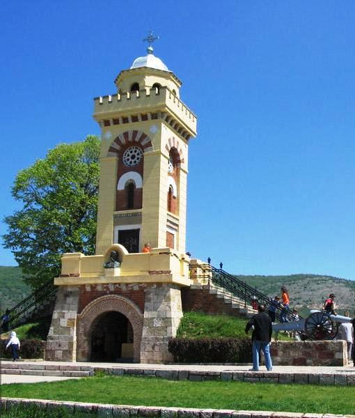 Spomenik borcima na Čegru
