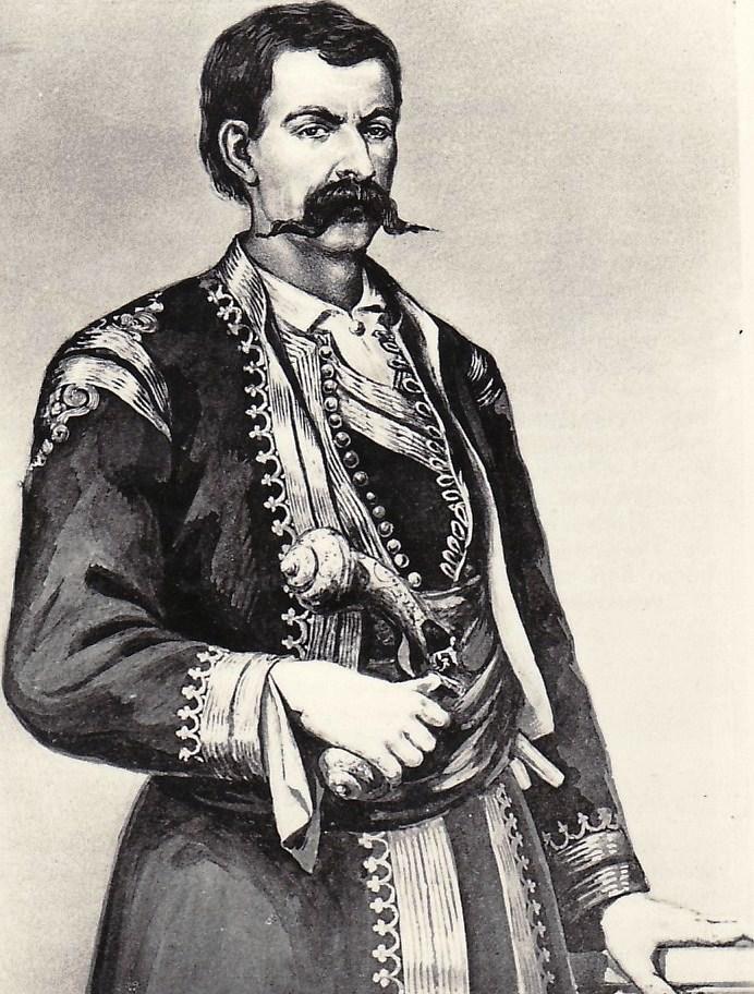 Лознички војвода из Првог српског устанка био је прадеда краља Србије Милана Обреновића
