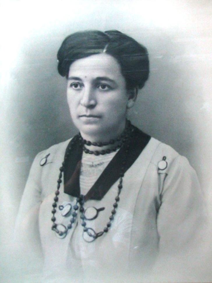 Портрет Божидарке Филиповић