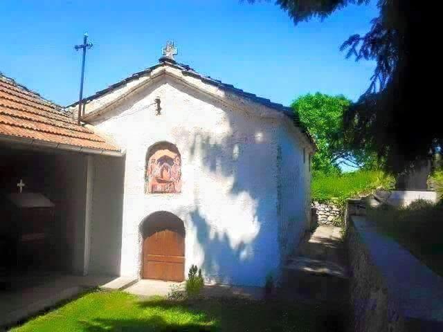Црква пресвете Богородице у Готовуши